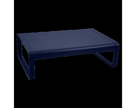 Кофейный столик Bellevie Low Table 103x75 Deep Blue: фото - магазин CANVAS outdoor furniture.