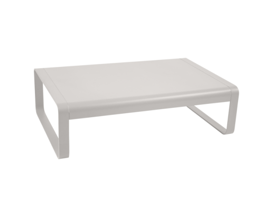 Кофейный столик Bellevie Low Table 103x75 Steel Grey: фото - магазин CANVAS outdoor furniture.