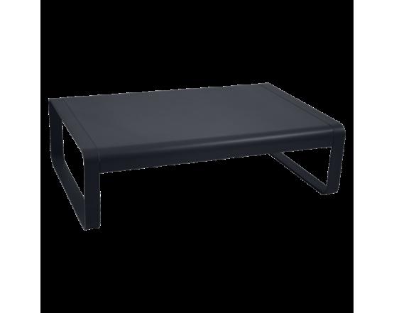 Кофейный столик Bellevie Low Table 103x75 Antracite: фото - магазин CANVAS outdoor furniture.
