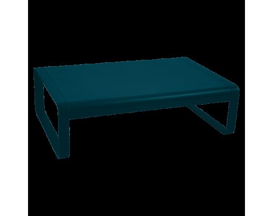 Кофейный столик Bellevie Low Table 103x75 Acapulco Blue: фото - магазин CANVAS outdoor furniture.