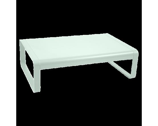 Кофейный столик Bellevie Low Table 103x75 Ice Mint: фото - магазин CANVAS outdoor furniture.
