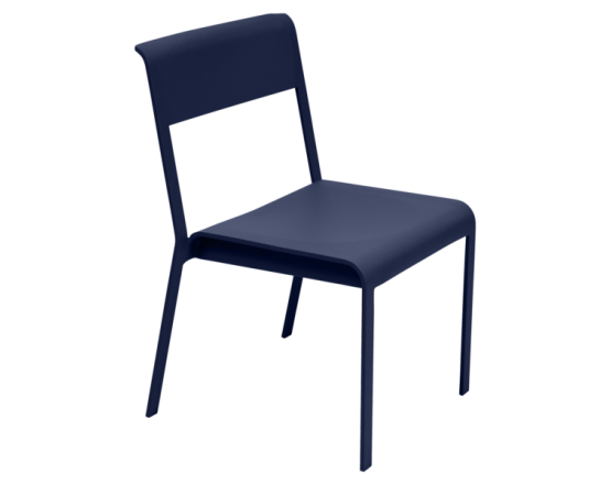 Стул Bellevie Chair Deep Blue: фото - магазин CANVAS outdoor furniture.