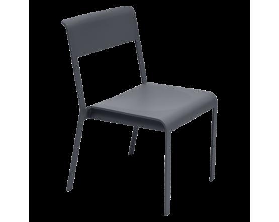 Стул Bellevie Chair Anthracite: фото - магазин CANVAS outdoor furniture.