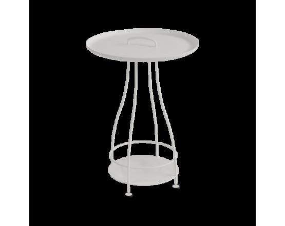 Кофейный стол Happy Hours Steel Grey: фото - магазин CANVAS outdoor furniture.