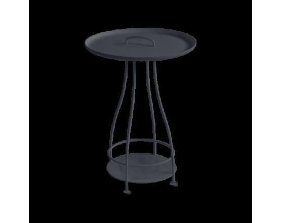 Кофейный стол Happy Hours Antracite: фото - магазин CANVAS outdoor furniture.
