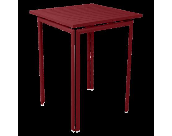 Барный стол High Costa 80x80 Chili: фото - магазин CANVAS outdoor furniture.