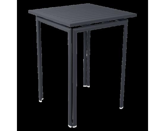 Барный стол High Costa 80x80 Antracite: фото - магазин CANVAS outdoor furniture.