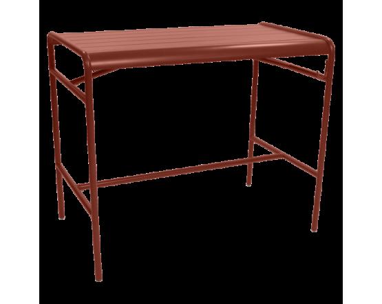 Барный стол High Luxembourg 73x126 Red Ochre: фото - магазин CANVAS outdoor furniture.