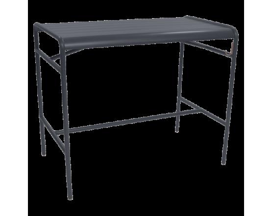 Барный стол High Luxembourg 73x126 Antracite: фото - магазин CANVAS outdoor furniture.