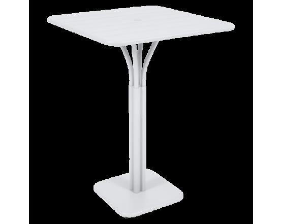 Барный стол High Luxembourg 80x80 Cotton White: фото - магазин CANVAS outdoor furniture.