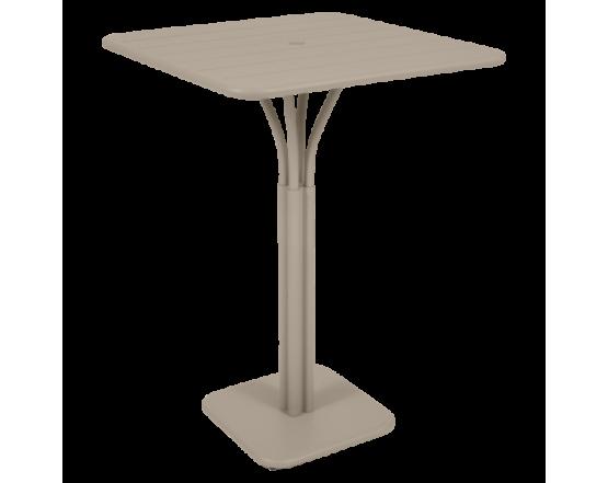 Барный стол High Luxembourg 80x80 Nutmeg: фото - магазин CANVAS outdoor furniture.
