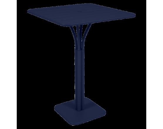 Барный стол High Luxembourg 80x80 Deep Blue: фото - магазин CANVAS outdoor furniture.