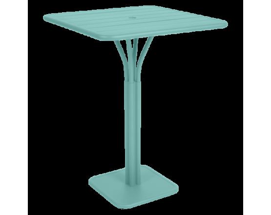 Барный стол High Luxembourg 80x80 Lagoon Blue: фото - магазин CANVAS outdoor furniture.