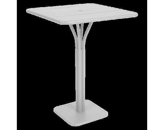 Барный стол High Luxembourg 80x80 Steel Grey: фото - магазин CANVAS outdoor furniture.