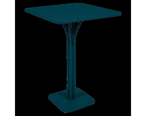 Барный стол High Luxembourg 80x80 Acapulco Blue: фото - магазин CANVAS outdoor furniture.