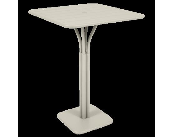 Барный стол High Luxembourg 80x80 Clay Grey: фото - магазин CANVAS outdoor furniture.