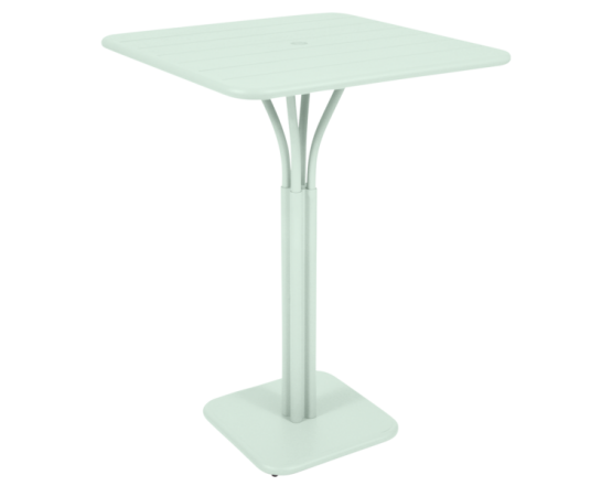 Барный стол High Luxembourg 80x80 Ice Mint: фото - магазин CANVAS outdoor furniture.