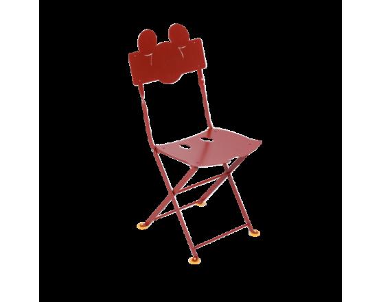 Стул Junior Bistro Chair Mickey Mouse Poppy: фото - магазин CANVAS outdoor furniture.