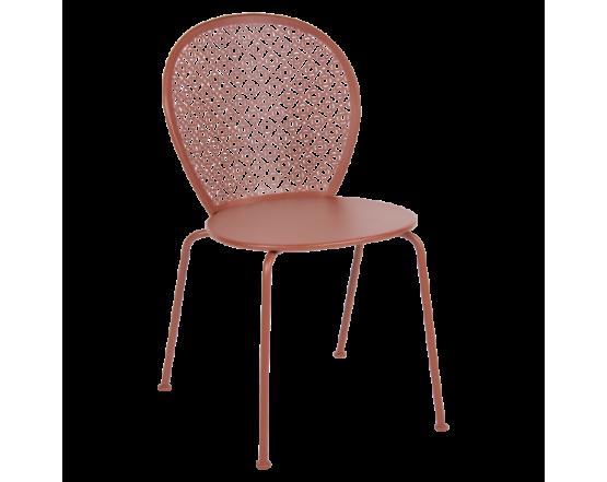 Стул Lorette Chair Red Ochre: фото - магазин CANVAS outdoor furniture.