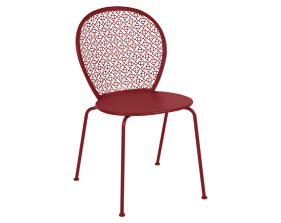 Стул Lorette Chair Chili: фото - магазин CANVAS outdoor furniture.
