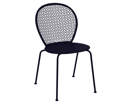 Стул Lorette Chair Deep Blue: фото - магазин CANVAS outdoor furniture.
