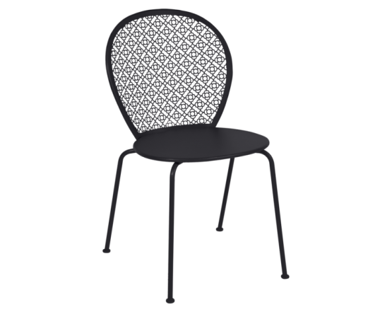 Стул Lorette Chair Liquorice: фото - магазин CANVAS outdoor furniture.