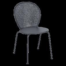 Lorette Chair Anthracite: фото - магазин CANVAS outdoor furniture.