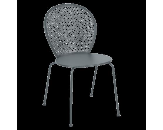 Стул Lorette Chair Storm Grey: фото - магазин CANVAS outdoor furniture.