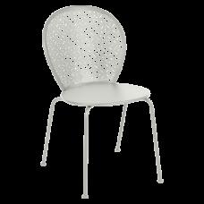 Lorette Chair Steel Grey: фото - магазин CANVAS outdoor furniture.