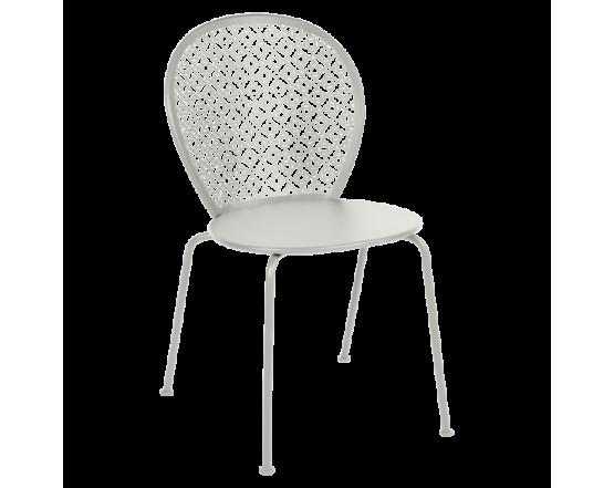 Стул Lorette Chair Steel Grey: фото - магазин CANVAS outdoor furniture.