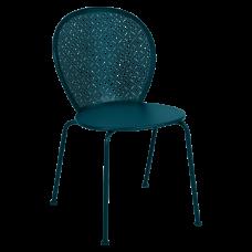 Lorette Chair Acapulco Blue: фото - магазин CANVAS outdoor furniture.
