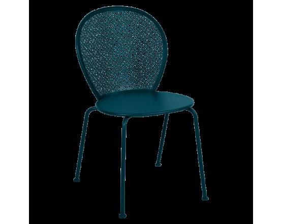 Стул Lorette Chair Acapulco Blue: фото - магазин CANVAS outdoor furniture.