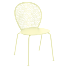 Lorette Chair Frosted lemon: фото - магазин CANVAS outdoor furniture.