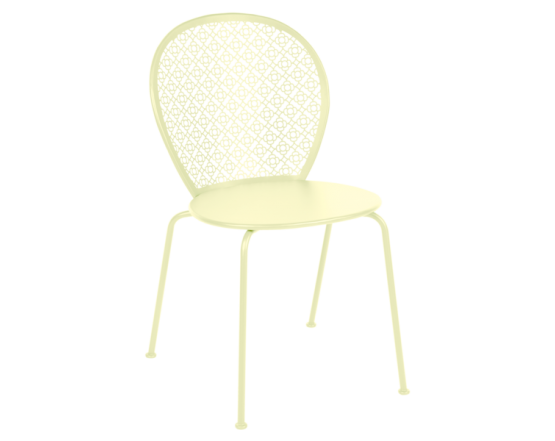 Стул Lorette Chair Frosted lemon: фото - магазин CANVAS outdoor furniture.