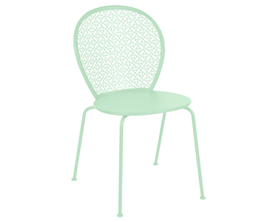 Стул Lorette Chair Opaline Green: фото - магазин CANVAS outdoor furniture.