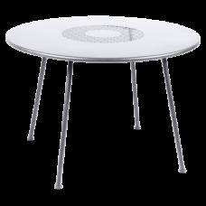 Lorette Table 110 Cotton White: фото - магазин CANVAS outdoor furniture.