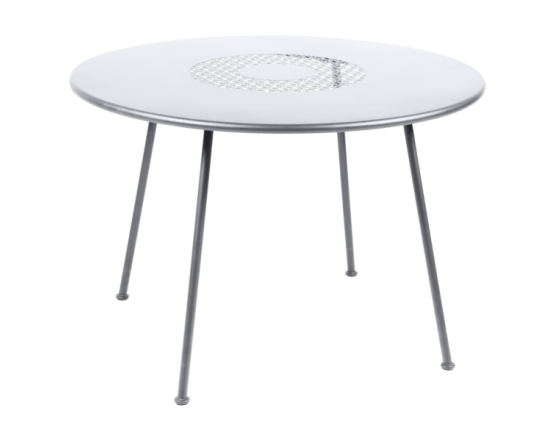 Стол Lorette Table 110 Cotton White: фото - магазин CANVAS outdoor furniture.