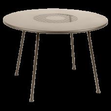 Lorette Table 110 Nutmeg: фото - магазин CANVAS outdoor furniture.