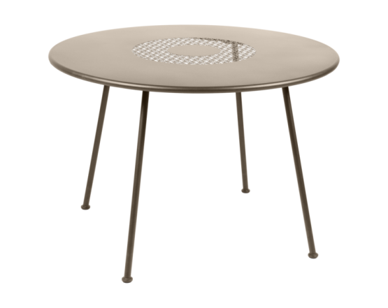 Стол Lorette Table 110 Nutmeg: фото - магазин CANVAS outdoor furniture.