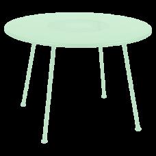 Lorette Table 110 Opaline Green: фото - магазин CANVAS outdoor furniture.
