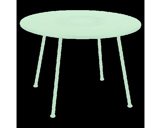 Стол Lorette Table 110 Opaline Green: фото - магазин CANVAS outdoor furniture.