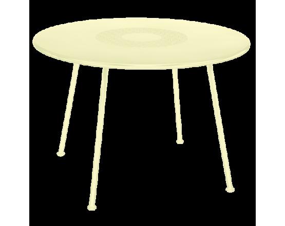 Стол Lorette Table 110 Frosted lemon: фото - магазин CANVAS outdoor furniture.