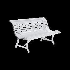 Louisiane Bench 150 Cotton White: фото - магазин CANVAS outdoor furniture.