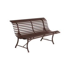 Louisiane Bench 150 Russet: фото - магазин CANVAS outdoor furniture.