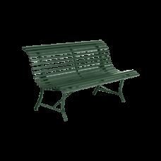 Louisiane Bench 150 Cedar Green: фото - магазин CANVAS outdoor furniture.