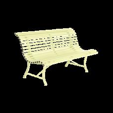 Louisiane Bench 150 Frosted lemon: фото - магазин CANVAS outdoor furniture.