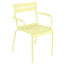 Luxembourg Armchair Frosted lemon: фото - магазин CANVAS outdoor furniture.