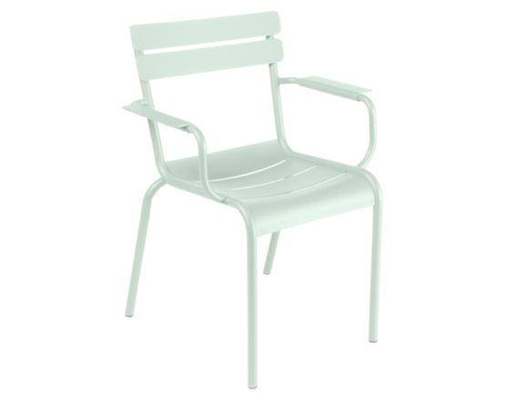 Кресло Luxembourg Armchair Ice Mint: фото - магазин CANVAS outdoor furniture.