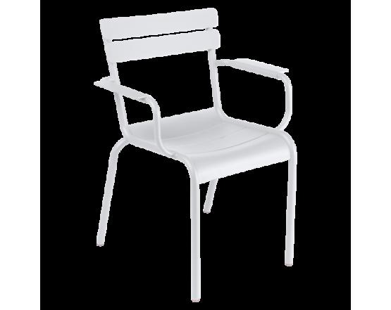 Кресло Luxembourg Armchair Cotton White: фото - магазин CANVAS outdoor furniture.