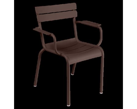 Кресло Luxembourg Armchair Russet: фото - магазин CANVAS outdoor furniture.